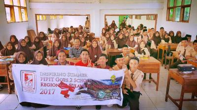 PIPIT Goes 2 School Region of Sulawesi