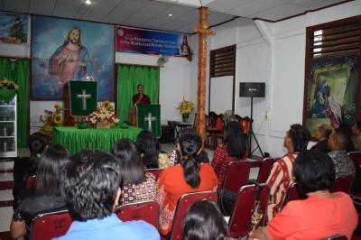 Serbuan Teritorial Danrem Kunjungi Tempat Ibadah