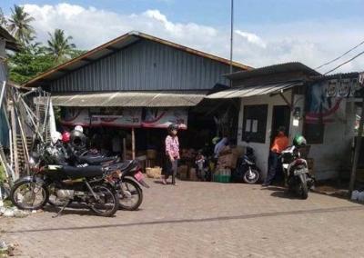 Bangkrut Massal di Pasar Rejosari Kota Salatiga