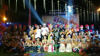 Bali Festival di Turi Beach Resort Berlangsung Meriah