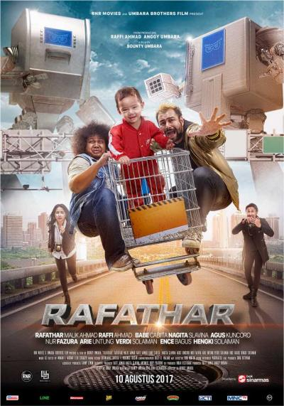 Rafathar The Movie, Film Keluarga dengan Teknologi Hollywood
