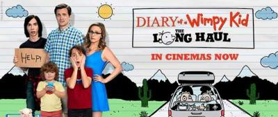 [Resensi Film] Diary Of a Wimpy Kid: The Long Haul; Cerita Lama, Muka Baru