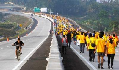Festival Jalan Tol Salatiga, Menikmati Tol Terindah di Indonesia