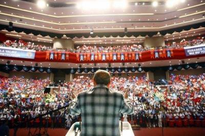 Perayaan Milad AK Parti dan Eksistensi Erdogan