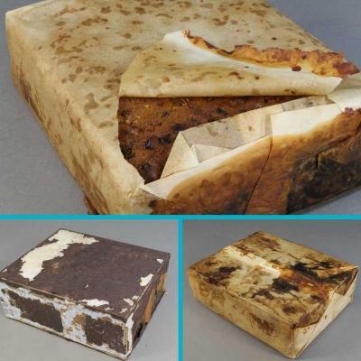 Kue Buah Berusia Satu Abad Peninggalan Penjelajah Inggris