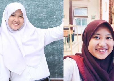 Bukan Saudara, Tapi Dua Mahasiswa Ini Seperti Kembar