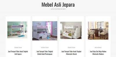 Anda Berencana Belanja Furniture Jepara dari Toko Online? Baca Ini Dulu