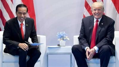 Jokowi Bukan Trump