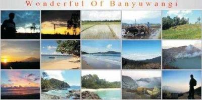 Banyuwangi Primadona Baru Wisata Jawa Timur