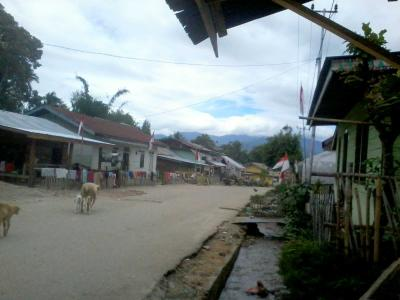 Sunyinya Aura Merdeka di Kampungku