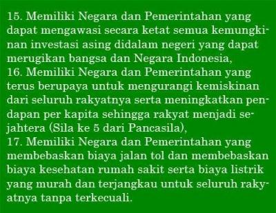 Indonesia Merdeka Itu Adalah