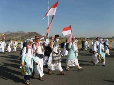 Merah Putih Berkibar di Arafah (Hikmah Haji)