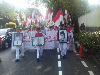 Lirik Terpenting Lagu Indonesia Raya: Marilah Kita Berjanji, Indonesia Abadi