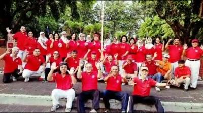 Peringatan Kemerdekaan Ke-72 Republik Indonesia, Mesyukuri dan Kerja Keras