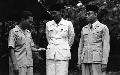 Sjahrir, Soekarno, dan Pergulatan Kemerdekaan
