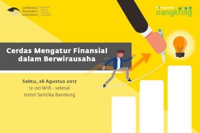 Bandung, Saatnya Cerdas Mengatur Finansial dalam Berwirausaha! Yuk Ikutan!