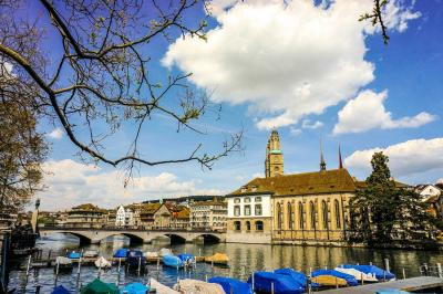 Zurich, Kota Tua Rasa Modern