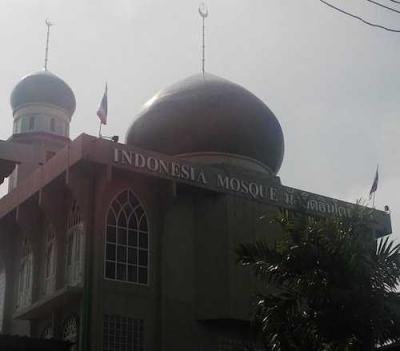 Kentalnya Nuansa Indonesia di Masjid-masjid Kota Bangkok