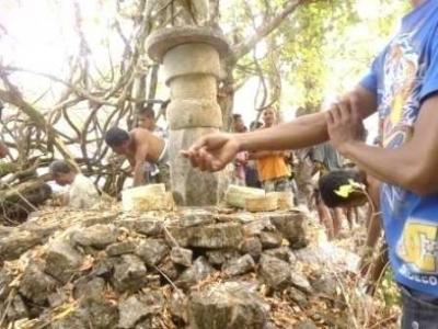 Menguak Jejak Sebuah Kerajaan Tua Yang Terlibas Tapal Batas 2 Negara di Timor