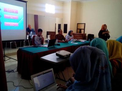 Jelang Penerapan KBK, Asklin Kabupaten Bogor Lakukan Mentoring
