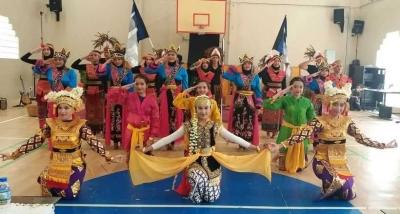 Anak-anak TKI Pengemban Misi Budaya ke Negeri Kincir Angin