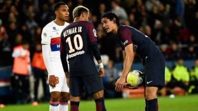 Cekcok dengan Cavani, Kode Neymar Pindah ke Real Madrid?