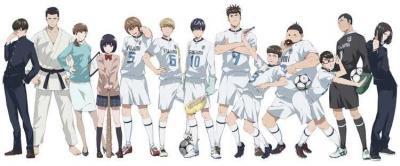 [Review Anime Summer] Keppeki Danshi! Aoyama-kun