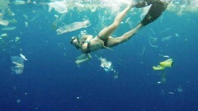 Laut Dilepas Pantai Bali Berubah Jadi Lautan Sampah?