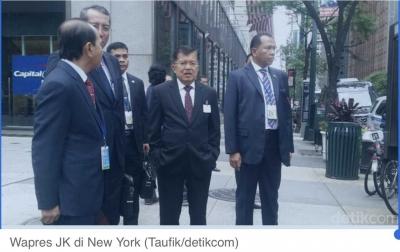 Sidang Umum PBB Jadi Ajang Silaturahim antara Pimpinan Delegasi