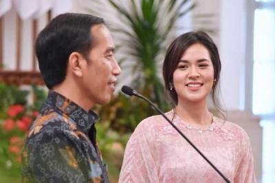 Ada Apa dengan Presiden Jokowi dan Raisa?