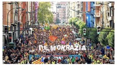 Catatan Menarik Jelang Referendum Catalonia