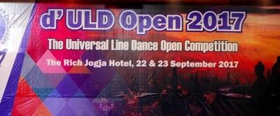 The Universal Line Dance III di Yogyakarta