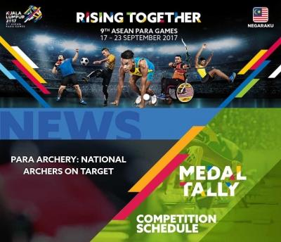 Selamat! Indonesia Juarai ASEAN Para Games