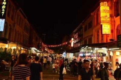 Sejarah yang Langgeng di Chinatown