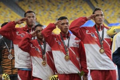 Belajar dari Sukses Indonesia Juarai ASEAN Para Games 2017