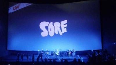 Ketika Sore Manggung di CGV Cinemas dalam Gelaran Cinemusic