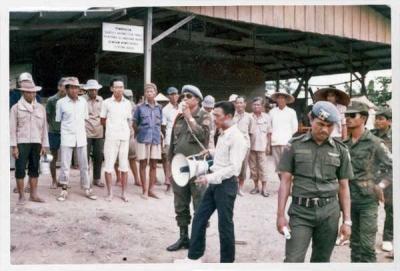 Kerja Paksa Atau Kerja Bakti Tahanan Politik Tragedi 1965