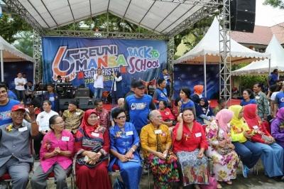Edy Rahmayadi Kenang Masa-masa SMA di Medan