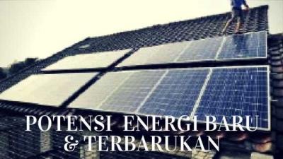 Temukan Energi Baru dan Terbarukan (EBT) di Lingkunganku