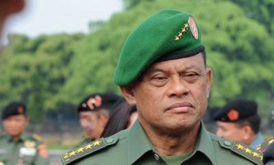 Gaduhnya Manuver Politik Jenderal Gatot Nurmantyo
