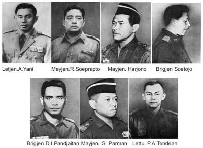 G30S/PKI dan Politisasi Fakta Sejarah Indonesia