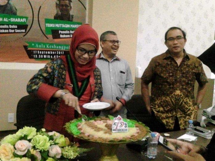 Rayakan Milad, KOHATI Badko Aceh Adakan Dialog Literasi