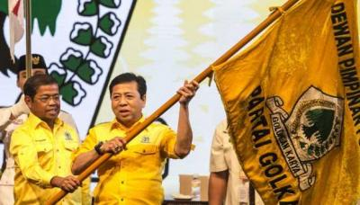 Idrus Tinggalkan Novanto Terkait Mahar Rp 10 Miliar