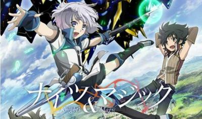 [Review Anime Summer] Knight's and Magic