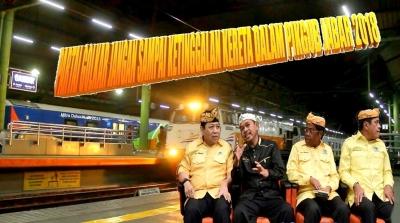Partai Golkar Jangan Sampai Ketinggalan Kereta dalam Pilgub Jabar 2018