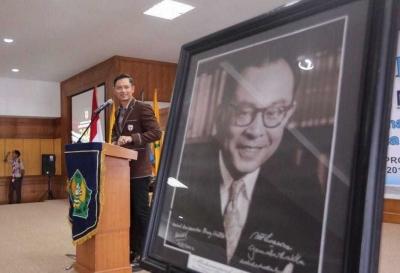 Tiba di Padang, AHY Langsung Temui Mahasiswa Baru Universitas Bung Hatta