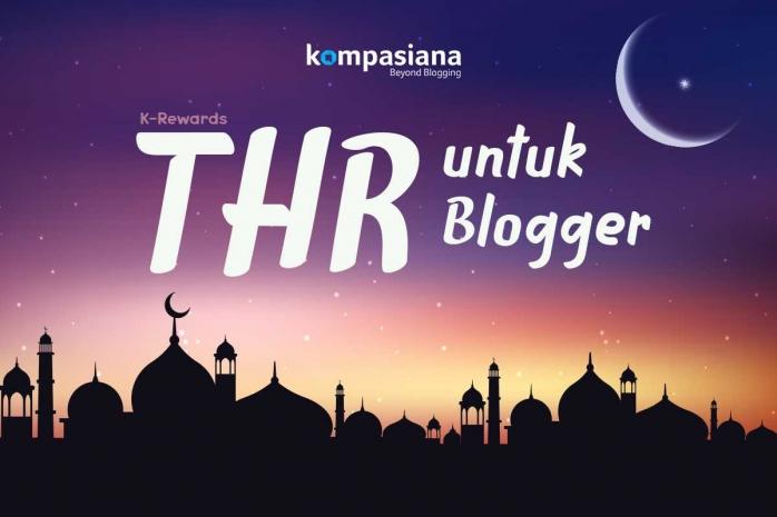 Gerakan Tuntut THR untuk Blogger!