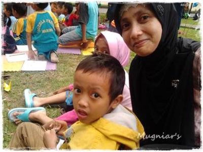 Membatalkan Ikut Sesi Maman Suherman di MIWF Demi Anak