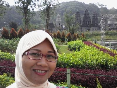 Selfie Seru ala Ibu Rumah Tangga
