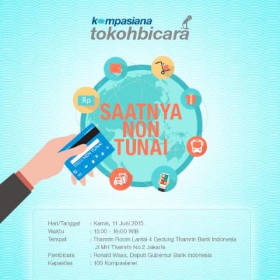 [Peserta] Tokoh Bicara Bersama Deputi Gubernur Bank Indonesia